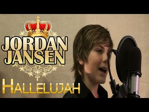 "Me singing ""Hallelujah"" from Shrek by Leonard Cohen. ""Hallelujah"" cover song by 11 year old Jordan Jansen. Subscribe if you haven't already by hitting the su..."