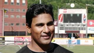 Rinku Singh, Pittsburgh Pirates - 1st Indian Born Professional Baseball Player