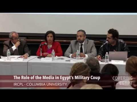 The Role of the Media in Egypt's Military Coup - #CoveringEgypt