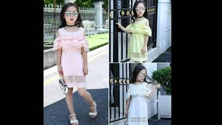 kids dresses for summer collection