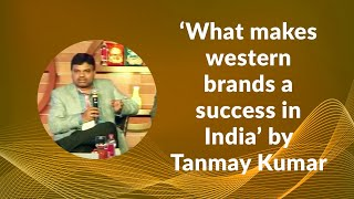 What makes western brands a success in