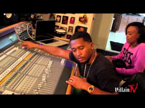 Yung Fresh in the studio w/ Zaytoven (ZAYTOWN EP. 2)