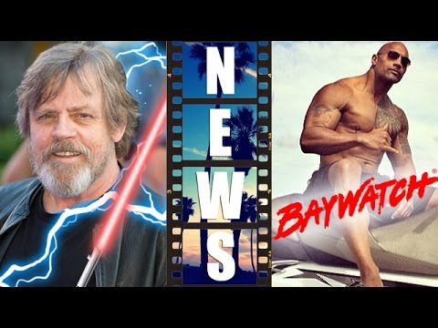 Star Wars Episode 7's EVIL Luke Skywalker?! Dwayne Johnson in Baywatch Movie! - Beyond The Trailer