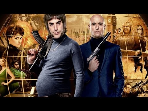 GRIMSBY Agent Trop Spécial Bande Annonce VF