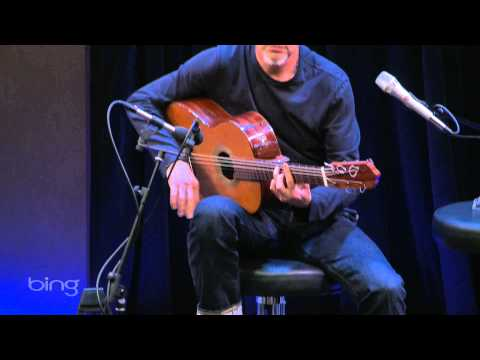 Ottmar Liebert - Santa Fe (Live in the Bing Lounge)
