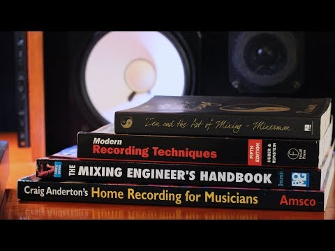 Step Up Your Mixing (Read These Books)