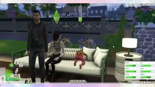 First Dwarf Baby! | Ep. 3 | Sims 4 Disney Princess Challenge