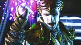 Mortal Kombat X Gameplay - Shinnok Gameplay & Fatalities + Jake (1080p)