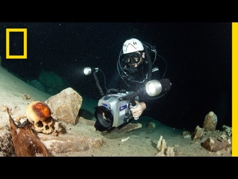 National Geographic Live! - Guillermo de Anda: Caves of the Maya Dead