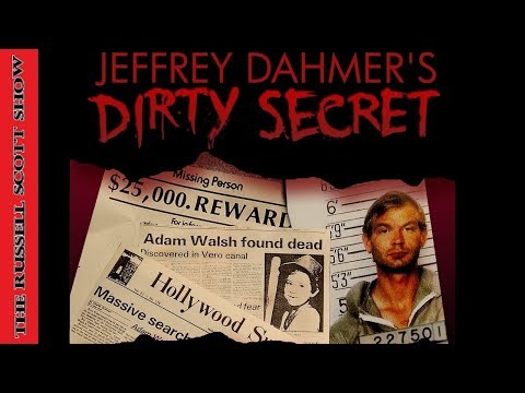 Jeffrey Dahmer's Dirty Secret w/ Arthur Jay Harris and Billy Capshaw