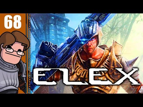 Let's Play ELEX Part 68 - Shorty Gets Shorted