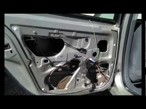 Reno Laguna 2 Broken Electric Window Mechanism Part 2