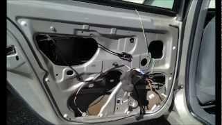 Reno laguna 2 Broken electric window mechanism part #2