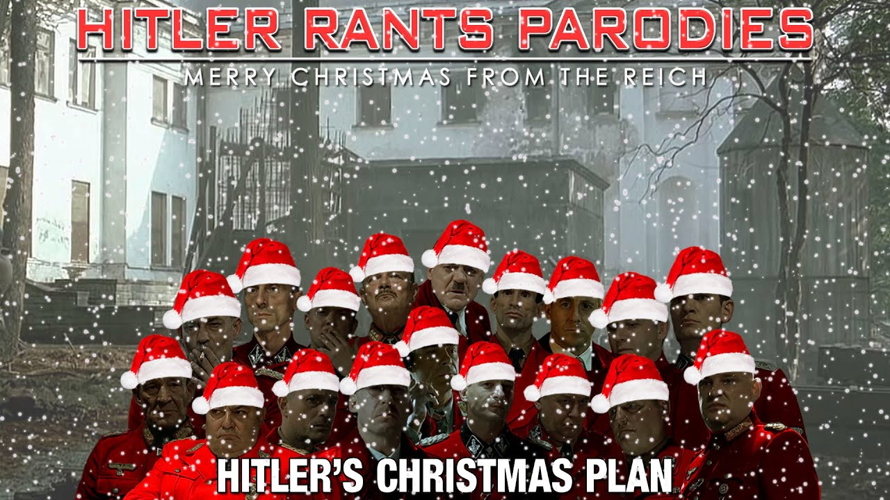 Hitler's Christmas plan