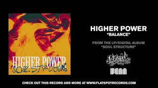 HIGHER POWER - Balance (audio)