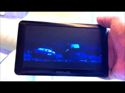 Envo Portable Full HD Media Player By Envision (Arabic Review).flv