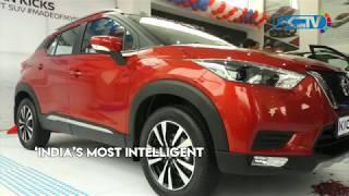 HK Nissan Launched New Nissan Kicks, 'The Intelligent SUV'