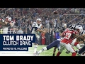 Tom Brady Leads CLUTCH Game-Tying Drive! | Patriots vs. Falcons | Super Bowl LI Highlights