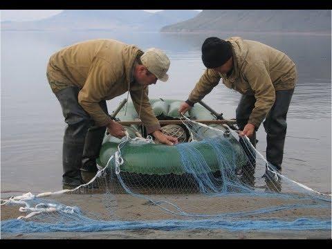 как ставить рыболовные
