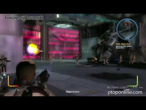 BOMBA: Star Wars Battlefront 3 GAMEPLAY