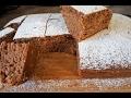 ШОКОЛАДНЫЙ КЕКС к чаю легко и быстро/Chocolate cake