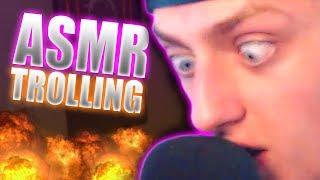 ASMR Trickshotting! (Funny Reactions!)
