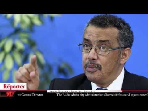 ETHIOPIAN REPORTER TV    English News 05/24/2017
