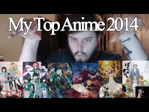 My Top Shows of 2014 Anime