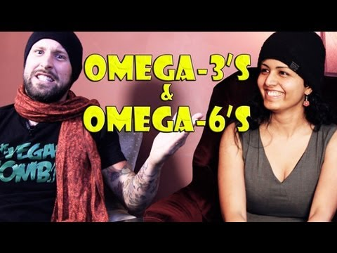 Omega Fats 3 & 6 - Nutrition with The Vegan Zombie
