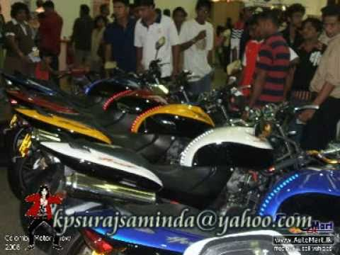 Honda Hornet - Sri lanka - Suraj.mpg - YouTube