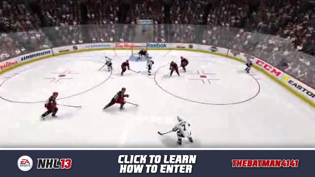 NHL 13 -- лучшие игры недели