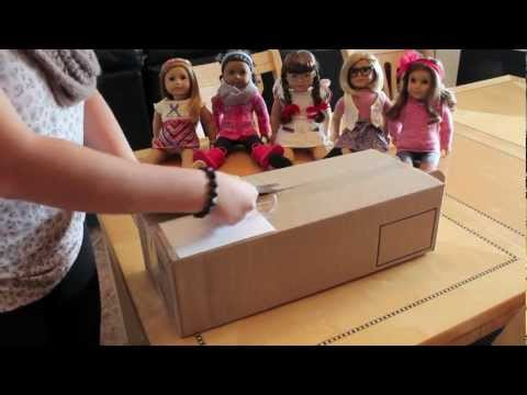 Opening My Surprise American Girl Doll