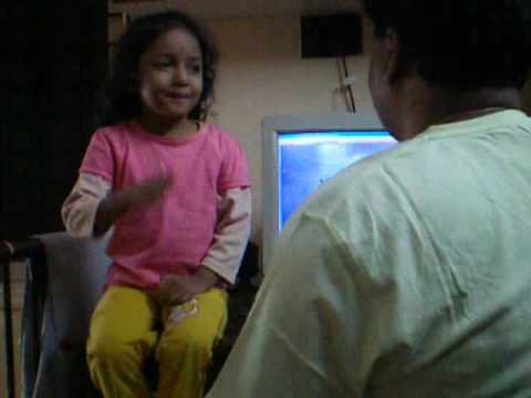 Gaadi Bula Rahi Hai - Avani -Child Prodigy - Practice session...