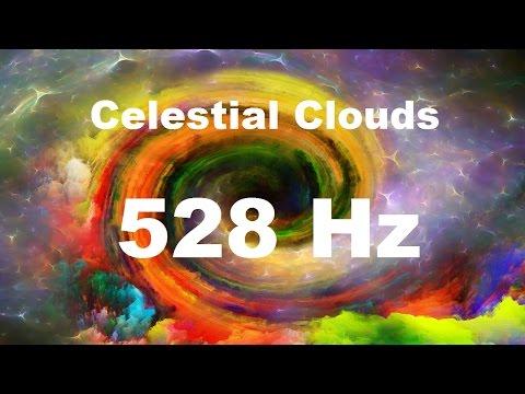 Solfeggio Celestial 528hz Miracle Tone   DNA healing   Sleep Meditation Music   Relaxation