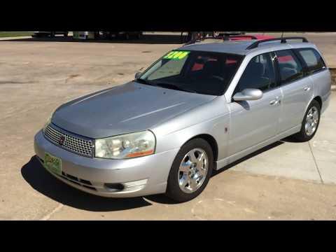 2003 Saturn LW300 Wagon