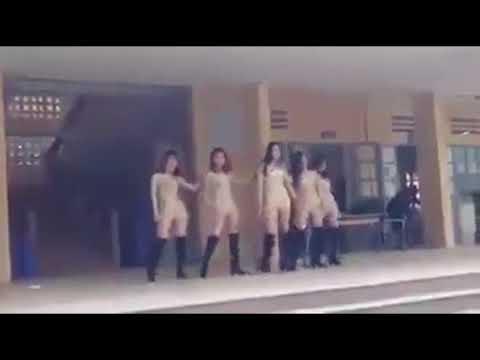 Vụ 5 nữ sinh biểu diễn phản cảm Nhà trường mong dư luận thông cảm |