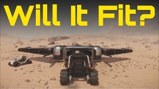 Star Citizen: Will It Fit? Avenger / Reliant Reworks