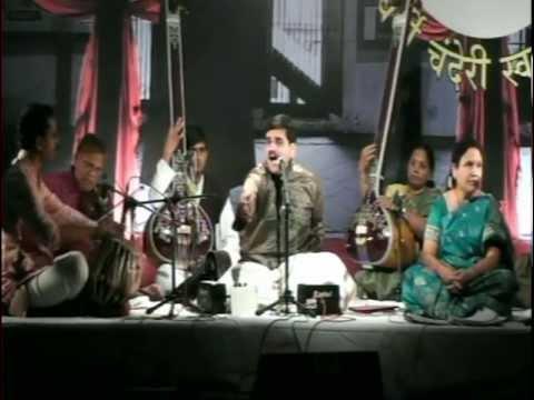 johar mai baap johar Natya Sangeet by Pt. Atul Khandekar  Balgandharv...