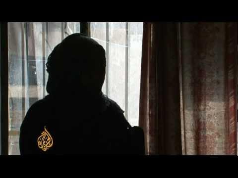 Iraqi domestic violence 'on the rise'
