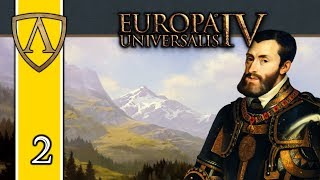 Let's Play Europa Universalis IV | Spain 2