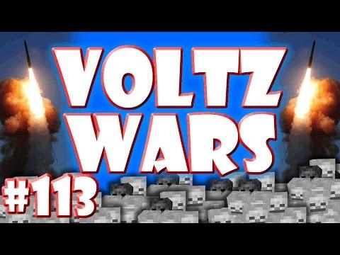 Voltz Wars #113 The World Eater