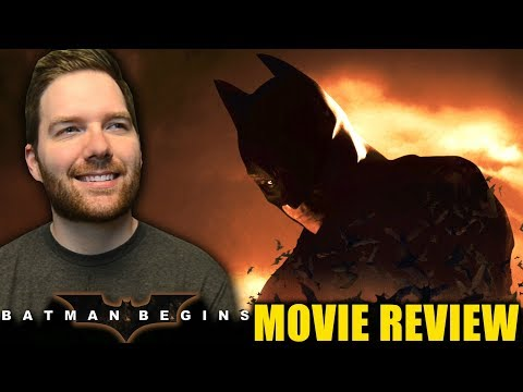 Batman Begins - Movie Review