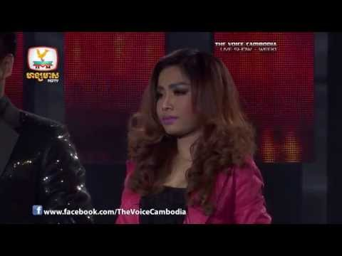 The Voice Cambodia - Live Show 1 - Pkor Pailin - Ban Monileak