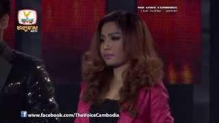 The Voice Cambodia - Live Show 1 - ផ្គរប៉ៃលិន - បាន មុន្នីល័ក្ខ