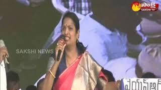 YSRCP Leader Usha Sri Charan Speech | YSRCP's 'BC Garjana' Sabha | Eluru