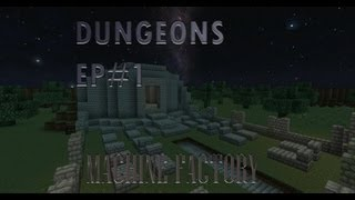 Minecraft: Adventure map DUNGEONS! V3 Ep.1