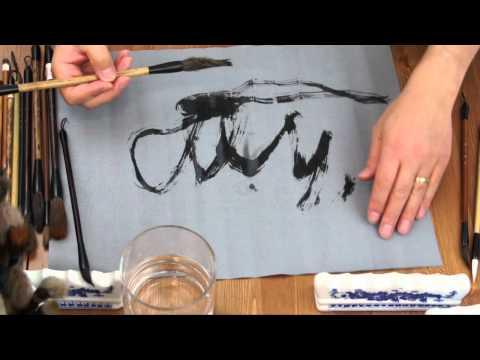 chinese painting brush