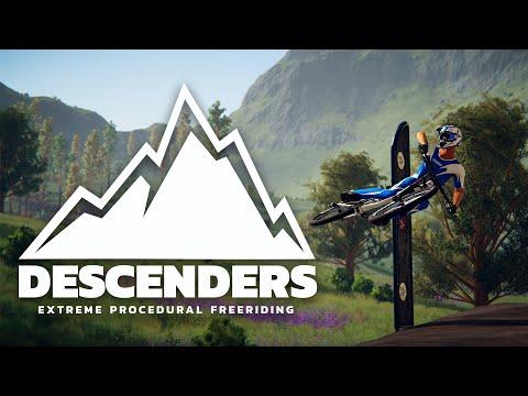 Descenders Reveal Trailer