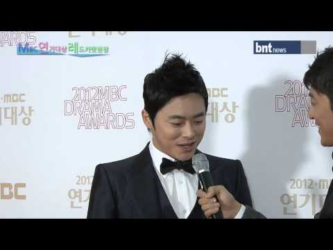   [bntnews] 2012 MBC 연기대상(MBC Drama Awards)_조정석(Cho Jung Seok)_어떡하지 너_121230 2