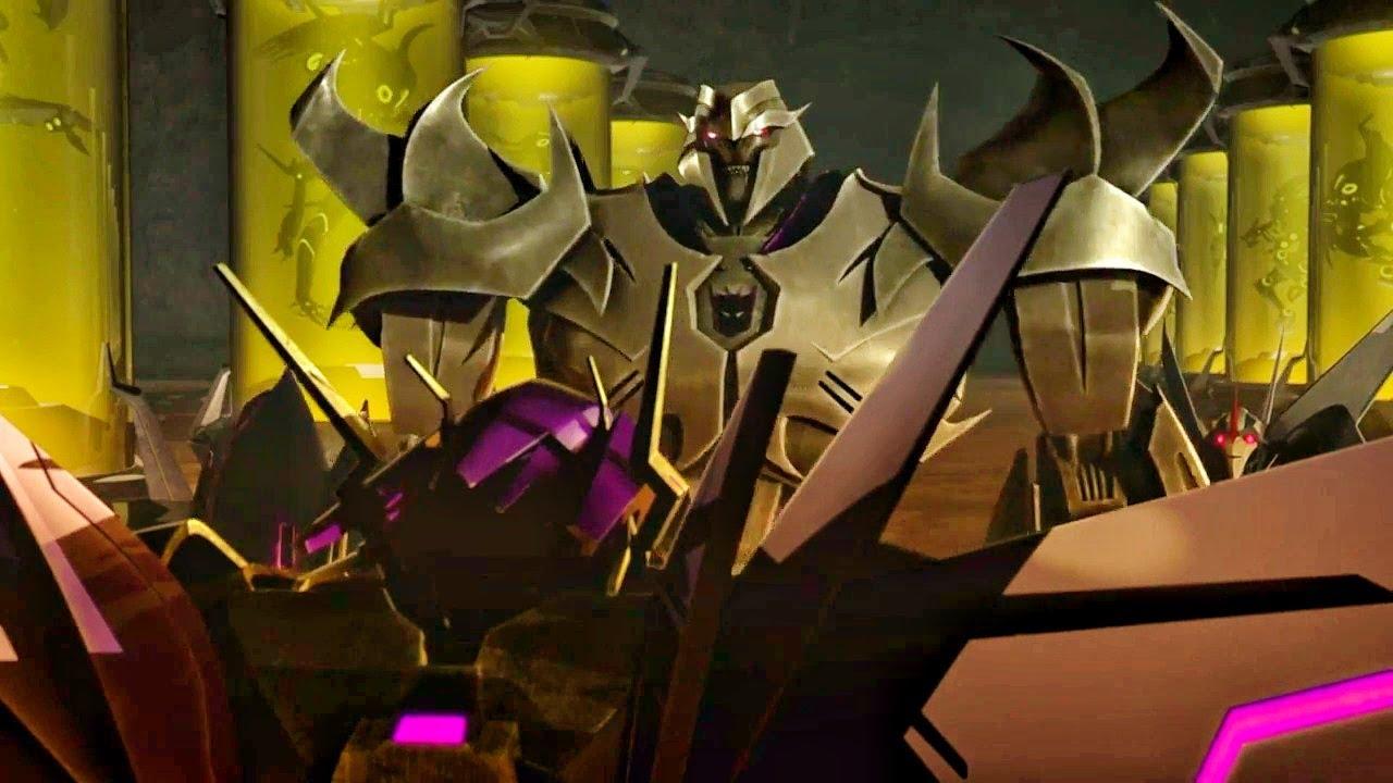 Transformers Prime Season 03 Episode 09 Evolution Part 1 In Hindi. Transformers Prime In Hindi